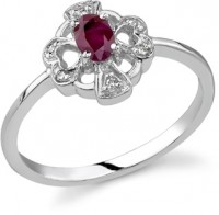 Ruby Promise Ring AG