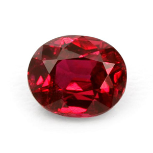 Rings with Love - Natural rubies - untreated ruby