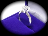 Diamond Ring 1.15ct Solitaire Diamond v2