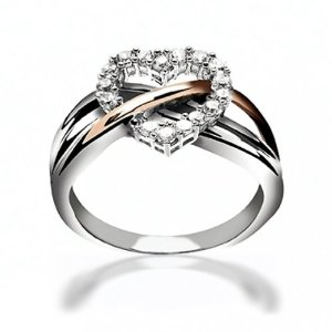 Romantic Promise Ring Proposals - Rings with Love