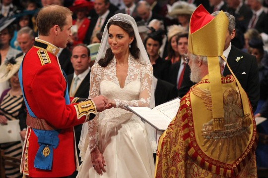 Prince William and Kate_Middleton Wedding_scene