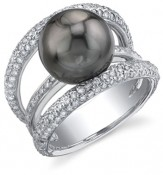 Tahitian-Pearl-and-Diamond-Eternity-Ring
