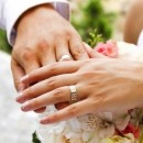 Wedding rings - two hands - 7270610_s