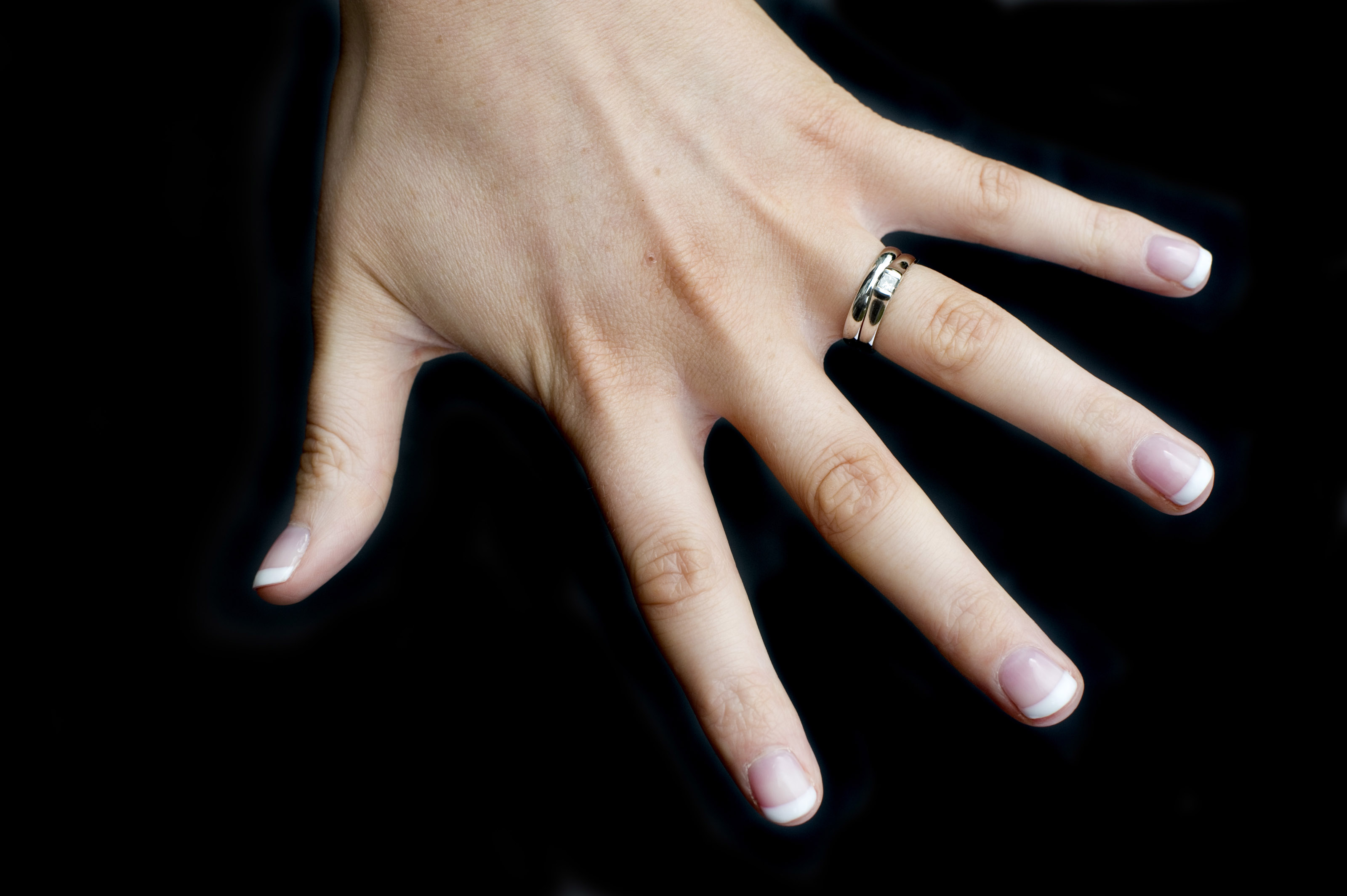 Image Gallery Ring Finger